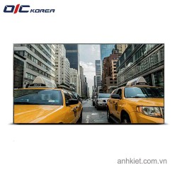 OIC KOREA - R4K55UHF/ 4K Video Wall Monitor (full HD AV Video Wall System)