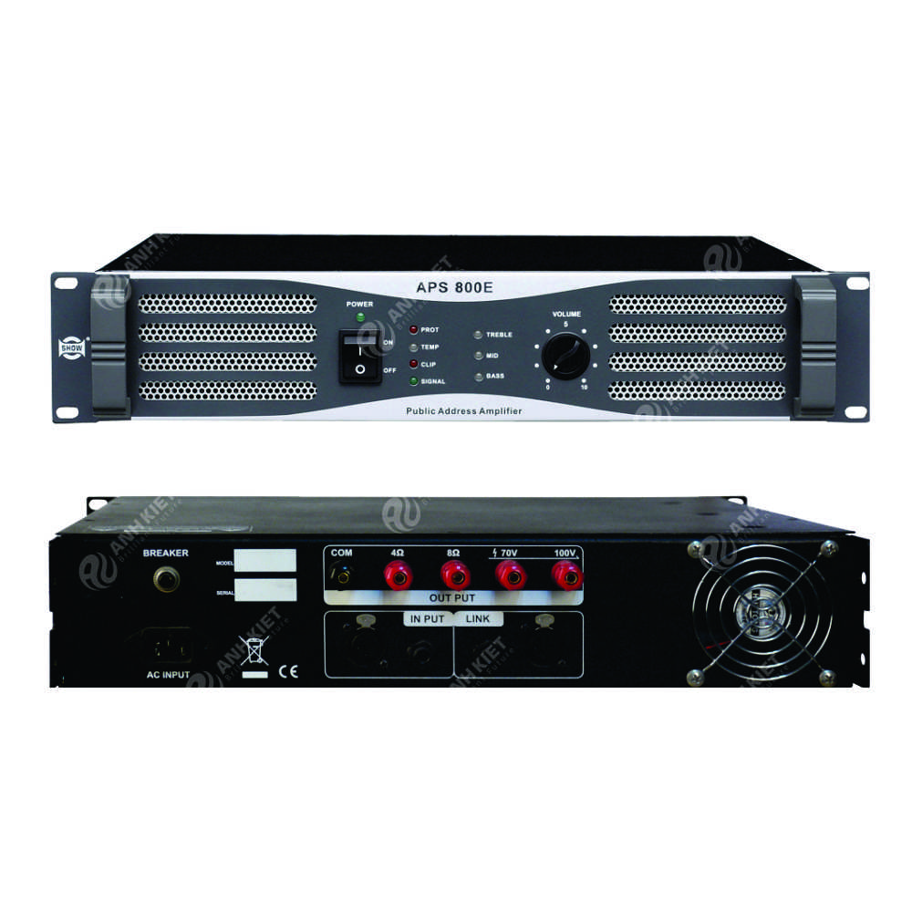 Amplifier APS-800E